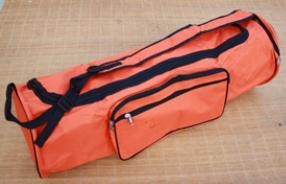 Yogabag til ullmatte 70 cm, orange Yogautstyr Magenta Yoga